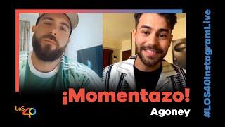 AGONEY respalda a PABLO ALBORÁN tras anunciar que es homosexual   LOS40