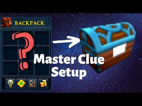 Master Clue Preset/Setup Guide [RuneScape 3]