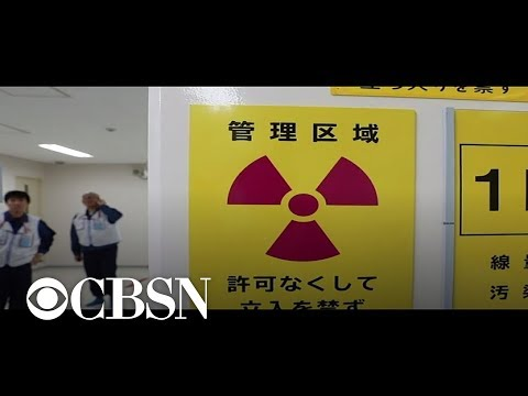 Inside Fukushima,  8 Years After Tsunami Hit Nuclear Power Plant