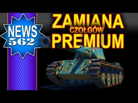 Zamiana czołgów premium - już jest! - NEWS - World of Tanks