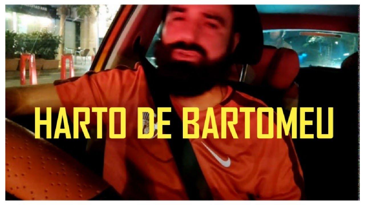 Harto de la corrupción de Bartomeu y su prensa. Fuera del Barça!!!