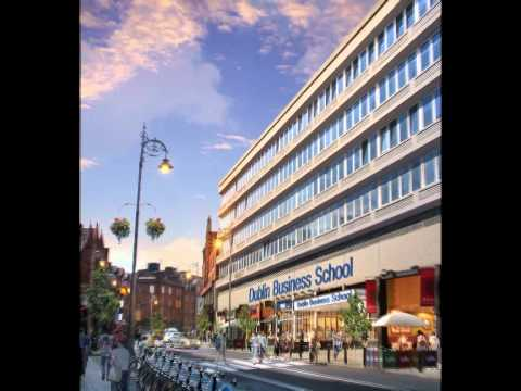 Dublin Business School -  New Premises - Castle House, George's Street, Dublin 2.rmvb
