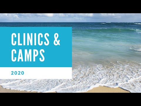 Clinics And Camps 2020