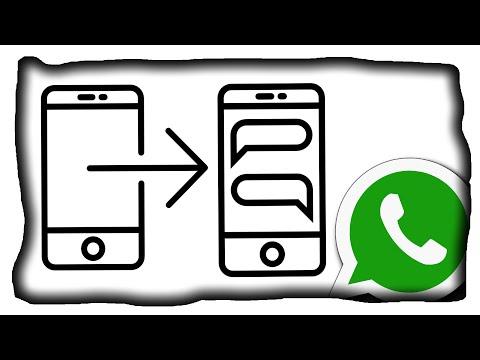 WhatsApp Chats übertragen! Verläufe Auf Ein Anderes Handy übertragen! Drive-Backup [Android/IPhone]