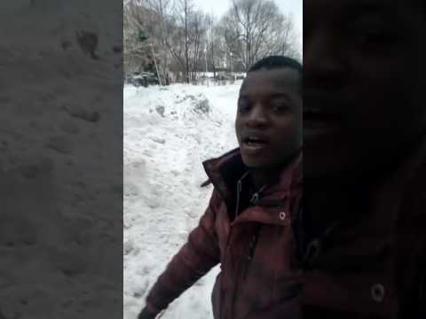 Black in Russia