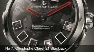 Top 10 Most Complicated Watches