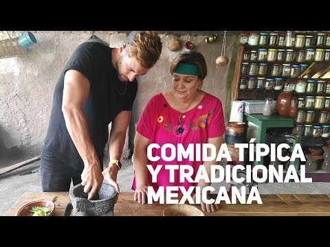 16 DE LAS MEJORES COMIDAS DE YUCATÁN, JALISCO Y OAXACA   ESPECIAL MÉXICO