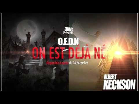ALBERT KECKSON - O.E.D.N beat by NIX (2016)