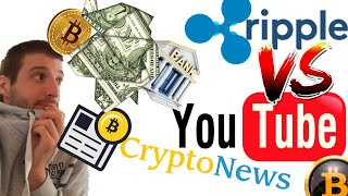 Ripple (XRP) sues YouTube For Scam! | USA Stimulus Check Goes In Cryptocurrencies | Crypto NEWS