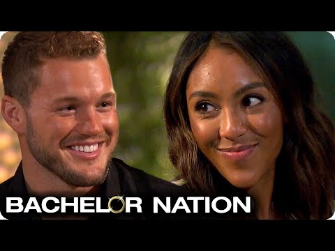 Colton Hands First Fantasy Suite Invite To Tayshia | The Bachelor US