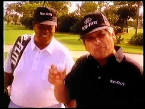 1994 Lee Trevino recommends Top Flite Tour Ball 100 - YouTube 2f186407f65