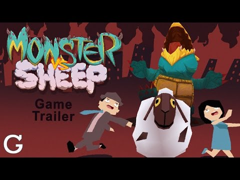 Monster vs Sheep Trailer