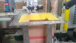 MONOBLOCK CASE PACKER PL 50 for pillow bags  укладка пакетов  кондитерка в гофрокороба(, 2016-09-30T05:23:23.000Z)