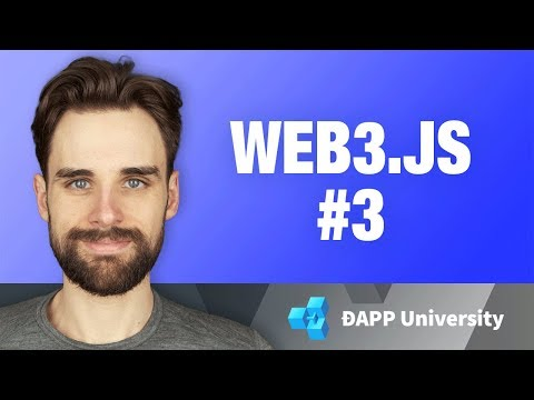 Inside Ethereum Transactions · Web3.js · #3 Ethereum Blockchain Development Crash Course