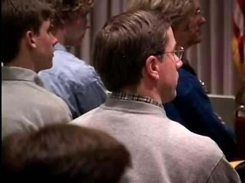 November 19, 2002 - DePauw University Admission Reception in Minneapolis