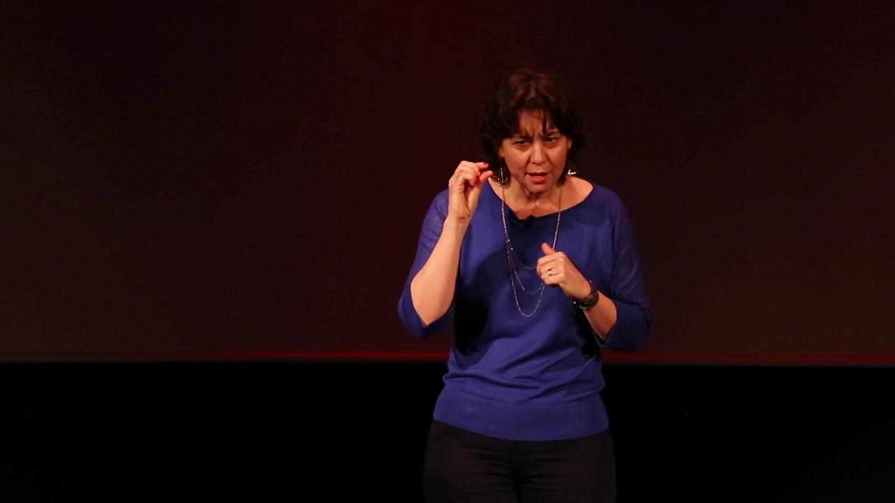 Même pas peur d'avoir du pouvoir sur sa santé mentale! | Nadine GAUDIN | TEDxLycéeAnnaDeNoailles