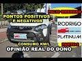 Fiat Palio Weekend Ama Gasolina Opinião Real do Dono Pontos Positivos e Negativos Parte 2
