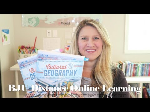 BJU Press Distance Online Learning Review