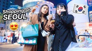 KOREA DAY 1: Shopping At Myeongdong & Gangnam, Seoul! | Ry Velasco