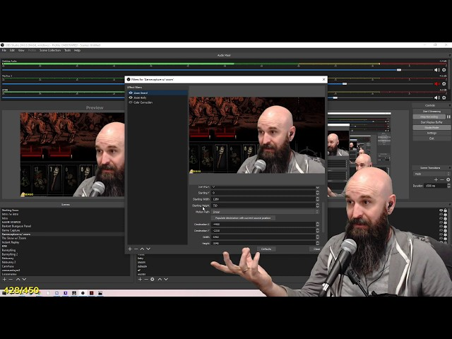 Darkest Dungeon for Streamers | Moving the User Interface
