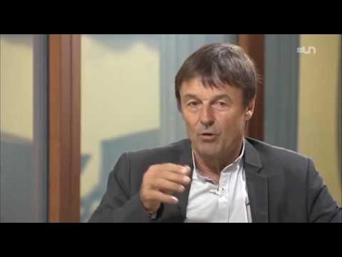 L'interview de Nicolas Hulot