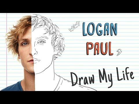 LOGAN PAUL | Draw My Life