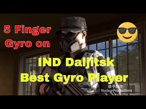 How to use gyroscope in pubg mobile - Myhiton