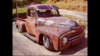 1953 International rat rod truck