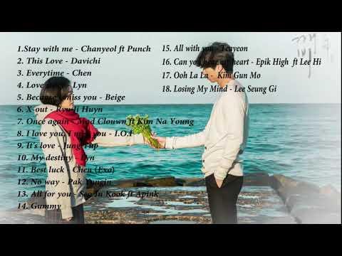 [Tuyển Tập] Nhạc Phim Hàn Bất Hủ Hay Nhất Mọi Thời Đại 2018| Best Korea Songs Ever 2016 phần 1|TTTV