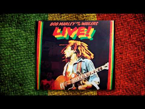 Mix - Bob Marley & The Wailers - Live! (Álbum Completo)