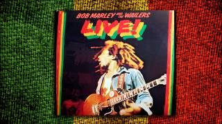 Bob Marley & The Wailers - Live! (Álbum Completo)