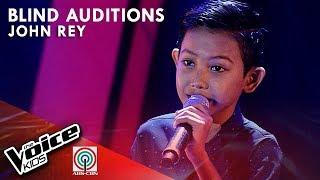 Johnrey Custodio - 'Di Na Muli   Blind Auditions   The Voice Kids Philippines Season 4