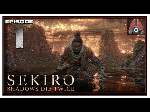 Let's Play Sekiro: Shadows Die Twice With CohhCarnage - Episode 1