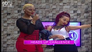 Game: Heads Up Challenge With Pierra, Ella, Brenda & Monique