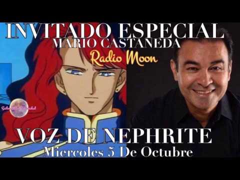 Entrevista a Mario Castañeda En Radio Moon 5/10/16