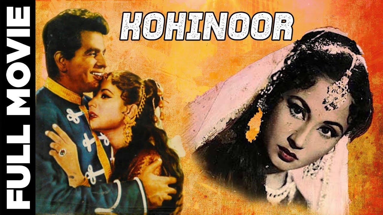 Download Kohinoor (1960) Classic Movie   कोहिनूर   Dilip Kumar, Meena Kumari