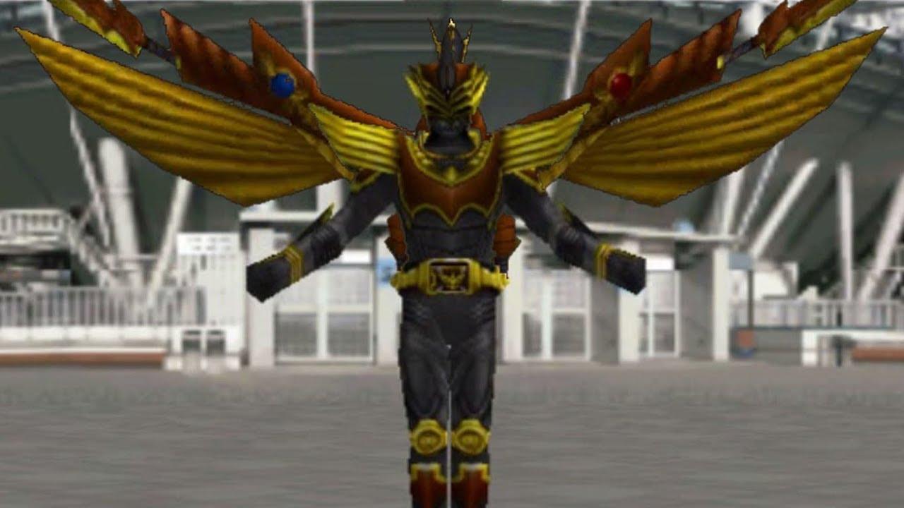 Kamen Rider Ryuki #25 Odin 1P Battle [16:9] - YouTube