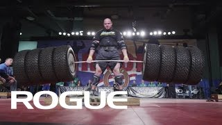 2014 Arnold Strongman Classic - The Winner's Circle