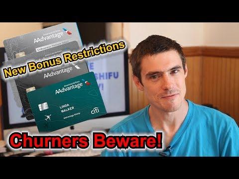 New 48-Month Bonus Restriction On Citi AAdvantage Cards