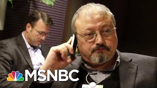 President Donald Trump On Jamal Khashoggi: 'Could've Been Rogue Killers' | The Last Word | MSNBC