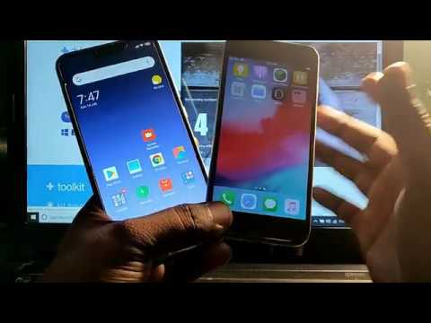 How To Switch Data From Android To Iphone || Transfer All Android Data To IOS In One Click ||😍😍