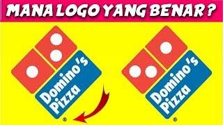 TES INGATAN! Tantangan Memilih Logo Yang Benar 80% Orang Gagal!! #Tes Jenius