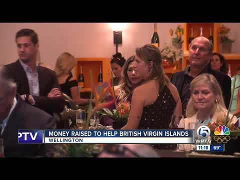 Money raised to help British Virgin Islands