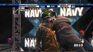 Halldor Helgason wins Snowboard Big Air Winter X Games 14 - Winter X Games