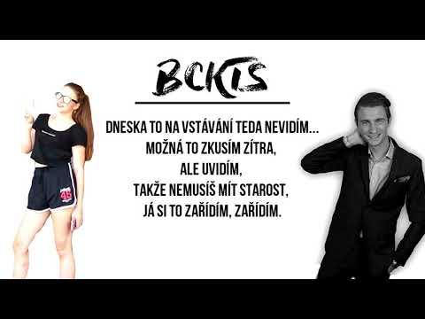 Pjay - BckTS feat. Mína TEXT