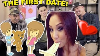 HYPETALK: TIPS & ADVICE FOR YOUR FIRST DATE