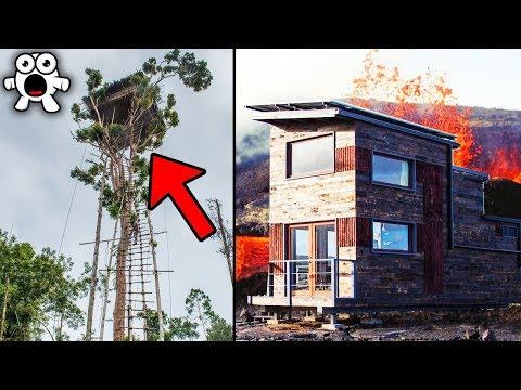 Dangerous Buildings That People Actually Still Live In