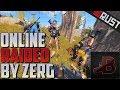 Online Raided By Zerg!