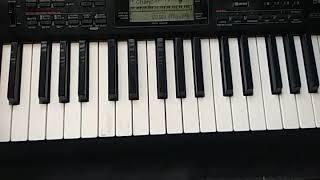 E Swasalo Cherithe - Nenunnanu piano