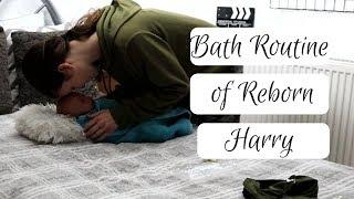 Reborn Bath Routine l Reborn Life